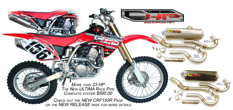 Honda Xr100 Crf100 Performance Parts Page Featuring Kitaco